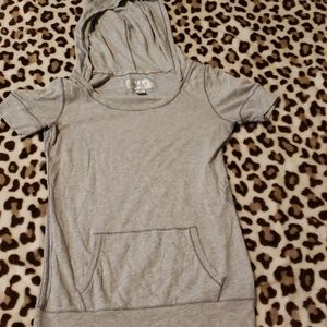 Hooded tshirt